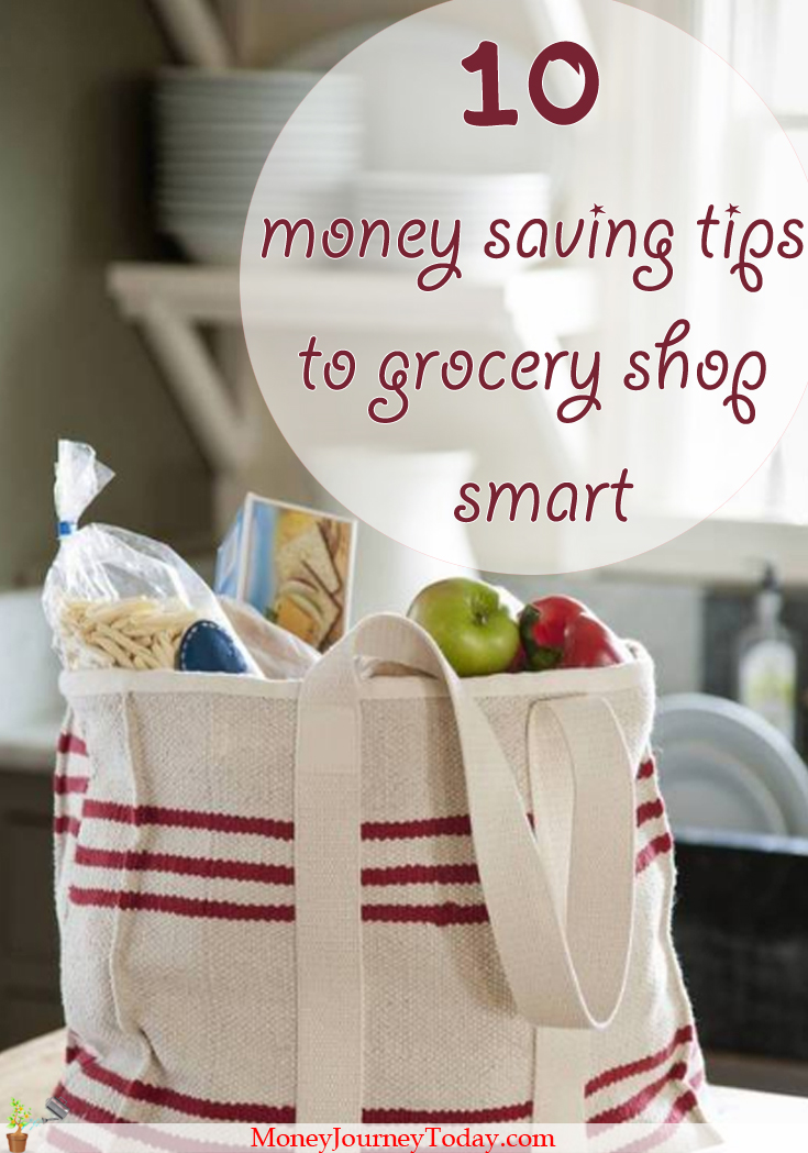 Learning how to grocery shop smart is a must today, especially with so many families living paycheck to paycheck. Learn 10 tips on how to shop responsibly.