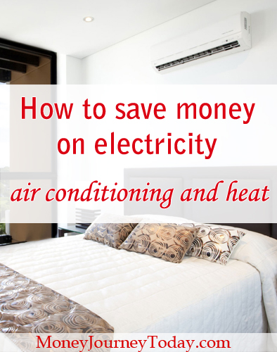 Does your heart stop for a second each time you get yet another electric bill? Learn a few practical tips on how to save money on electricity on air conditioning and heat!