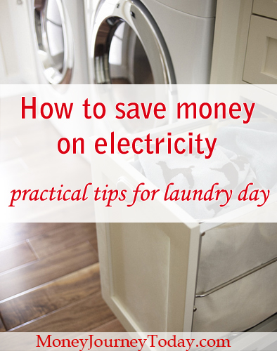 Does your heart stop for a second each time you get yet another electric bill? Learn a few practical tips on how to save money on electricity in the laundry room!