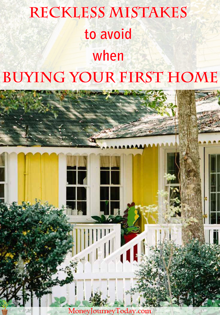 Applying for a first mortgage is a serious financial commitment. See which are the most reckless mistakes to avoid when buying your first home!