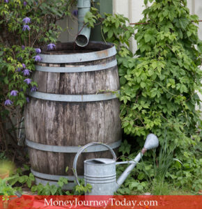 30 ways to save money on your water bill garden