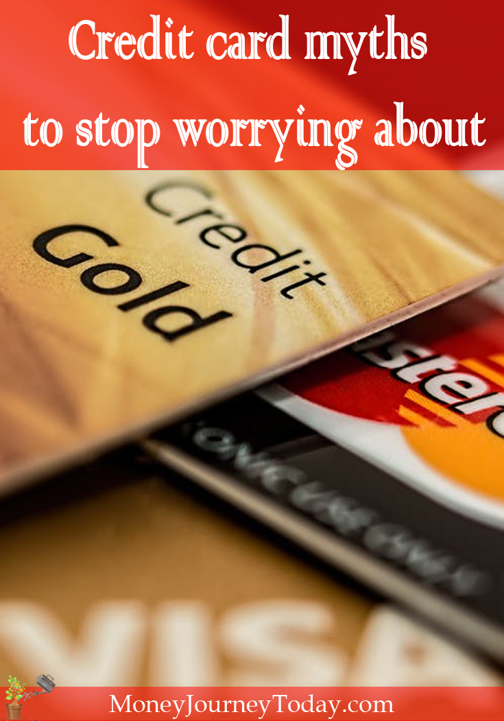 Credit card myths are still cause for concern among many credit card holders. Learn about 9 credit card misconceptions to stop worrying about.