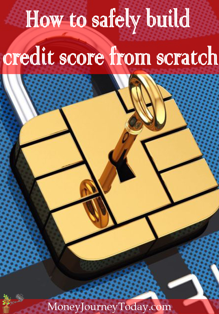 How do you safely build credit score from scratch? Learn how everyone can build exceptional credit by taking one financially responsible step at a time.