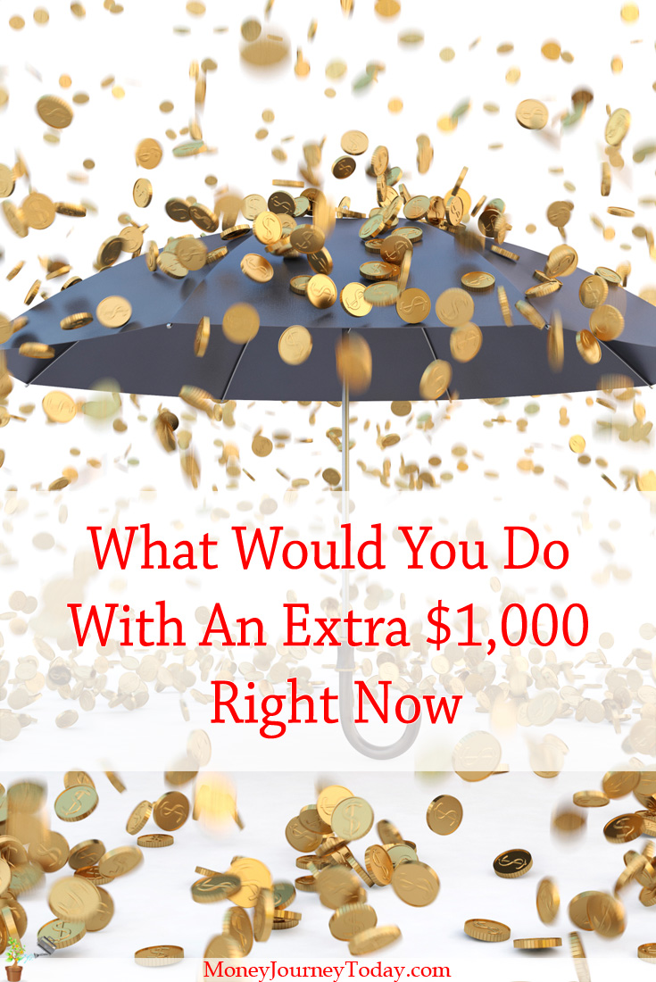 When you get an extra $1,000, what's the best thing to do with it? Learn about your options and make an informed decision.