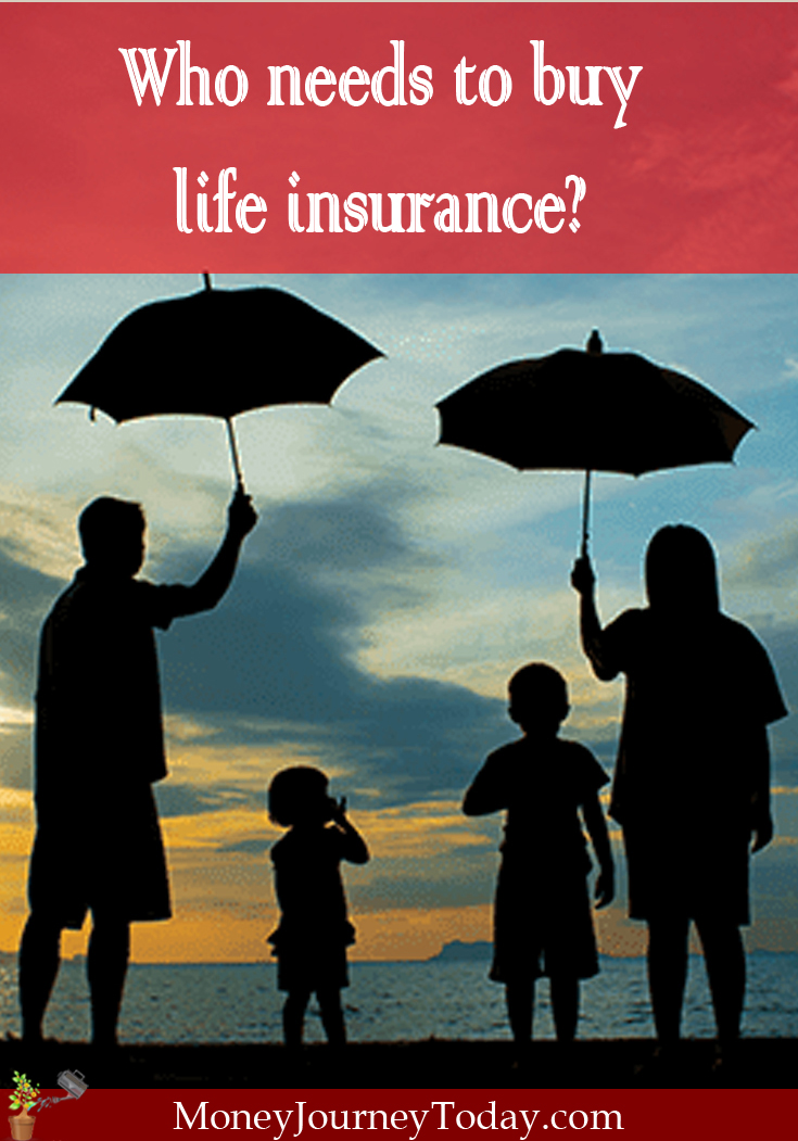 Who needs to buy life insurance? Certain situations require you to step up and buy insurance to provide financial coverage in case of an unexpected event.
