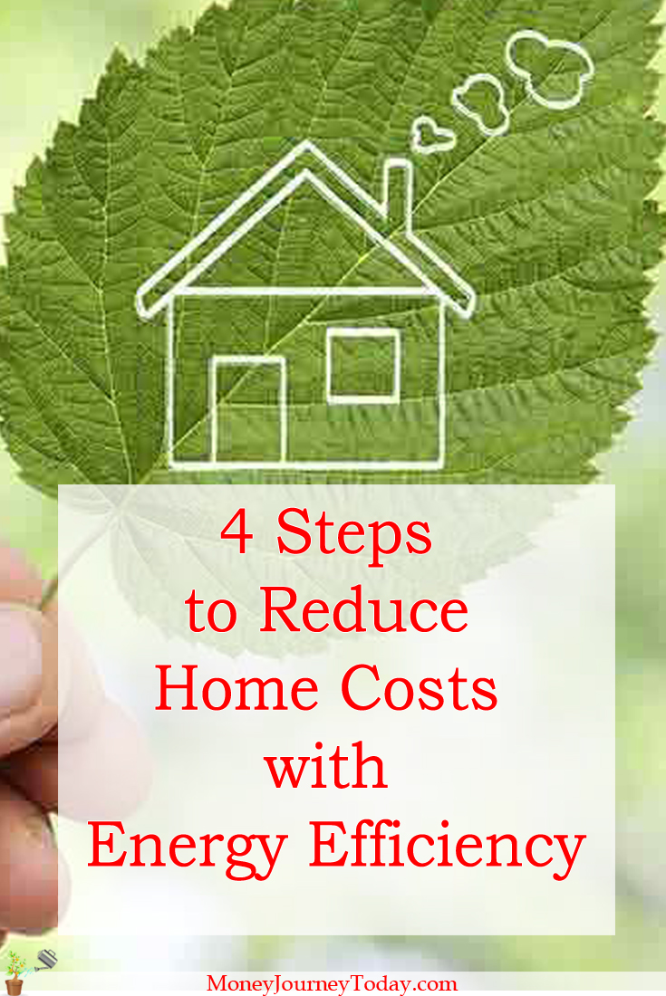 Learn how to reduce home costs with energy efficiency! If you're having trouble paying your household bills, consider energy efficient solutions.