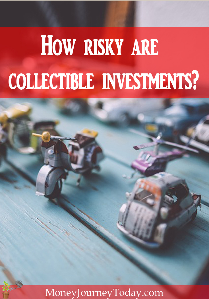 How risky are collectible investments? Learn about investing in collectibles and the opportunities or liabilities it involves.