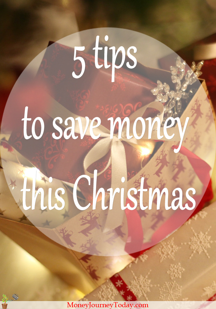 Do you have a Christmas savings plan in place? Learn practical tips to help you save money for Christmas and be financially prepared for the Holidays!