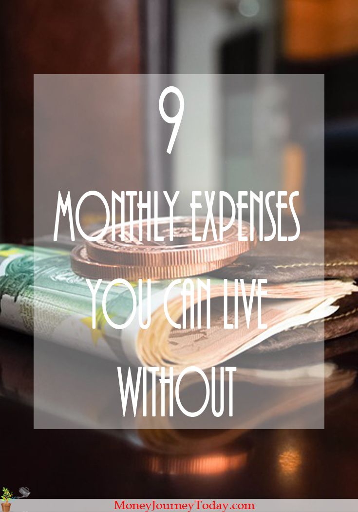 What would life without bills be like? See which monthly expenses you could live without and save money by cutting unnecessary costs.