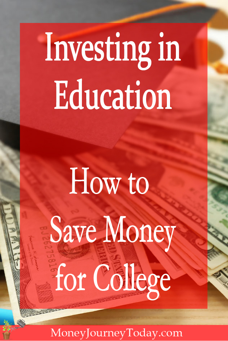 Saving money for college is becoming an increasing concern. Should you start saving money right away? See what your options are before deciding.