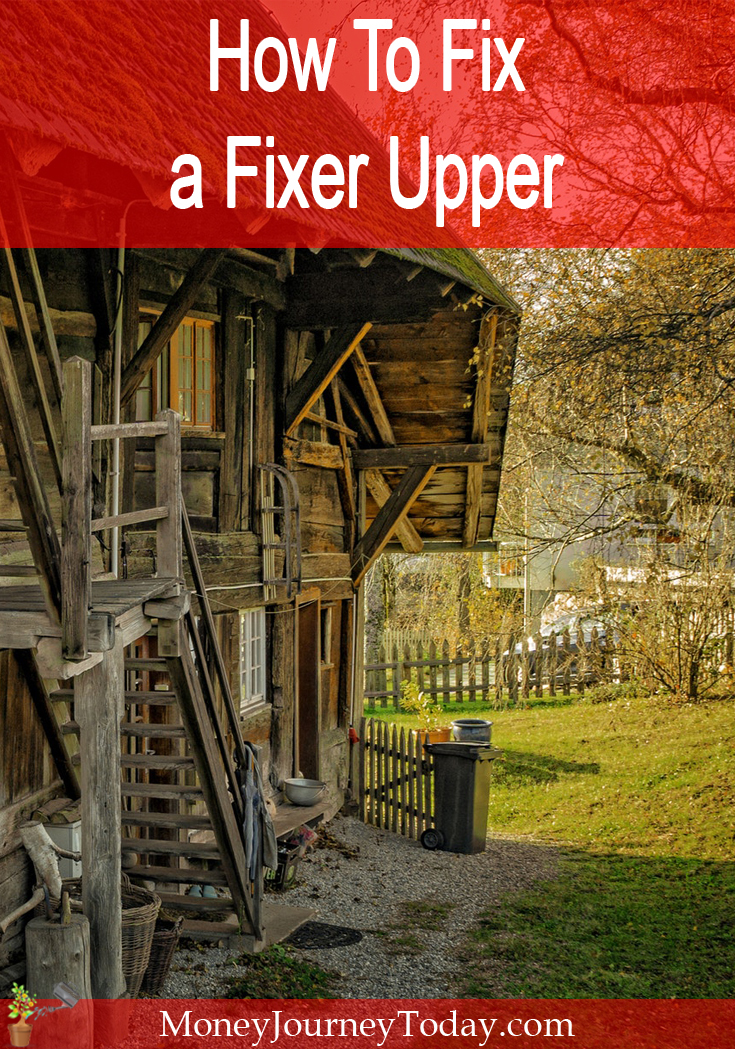 Whether you plan on flipping a house for profit or fixing it so you can move in, there's a certain checklist you must go through when fixing a fixer upper.