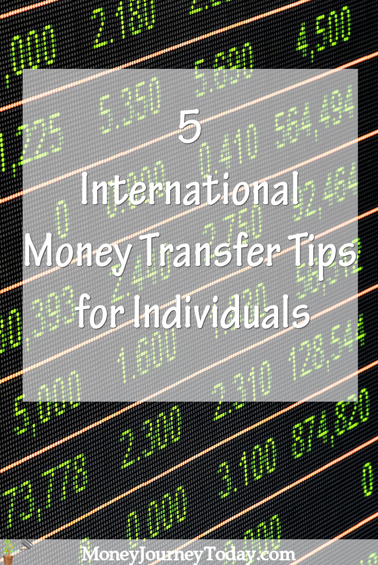 5 International Money Transfer Tips for Individuals