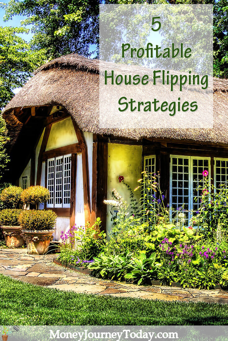 5 profitable house flipping strategies