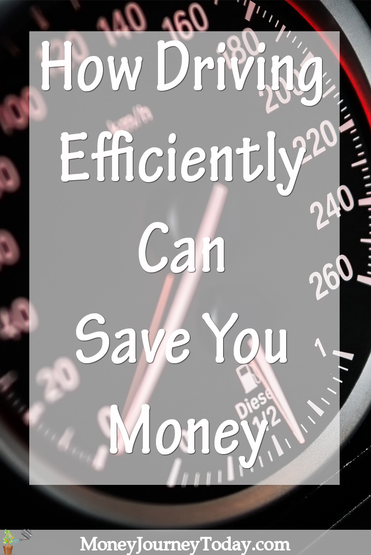 How Driving Efficiently Can Save You Money