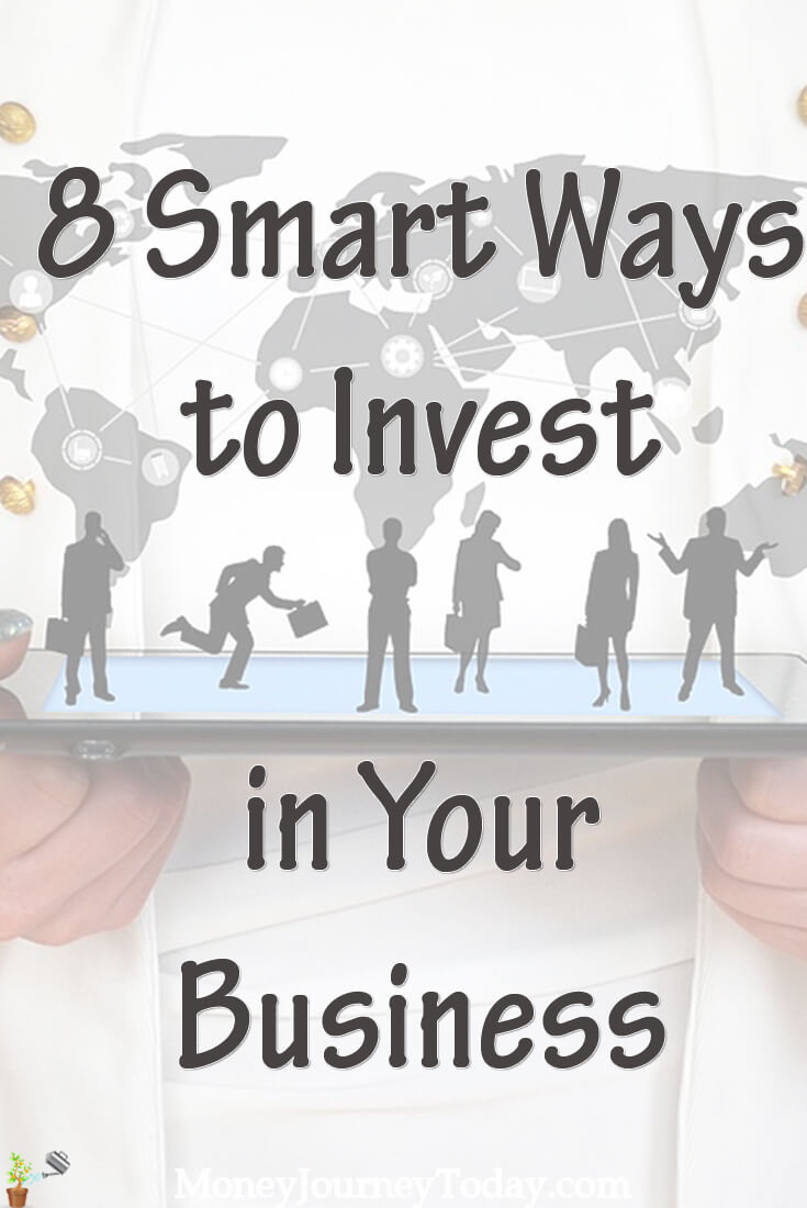 8 Smart Ways to Invest in Your Business
