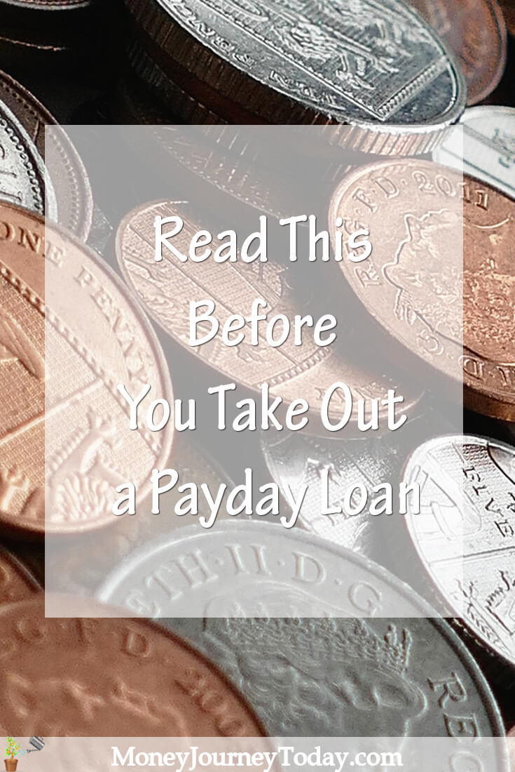 Read This Before You Take Out a Payday Loan