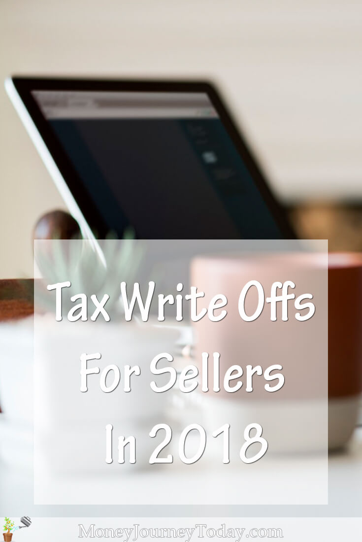 Tax Write Offs For Sellers In 2018