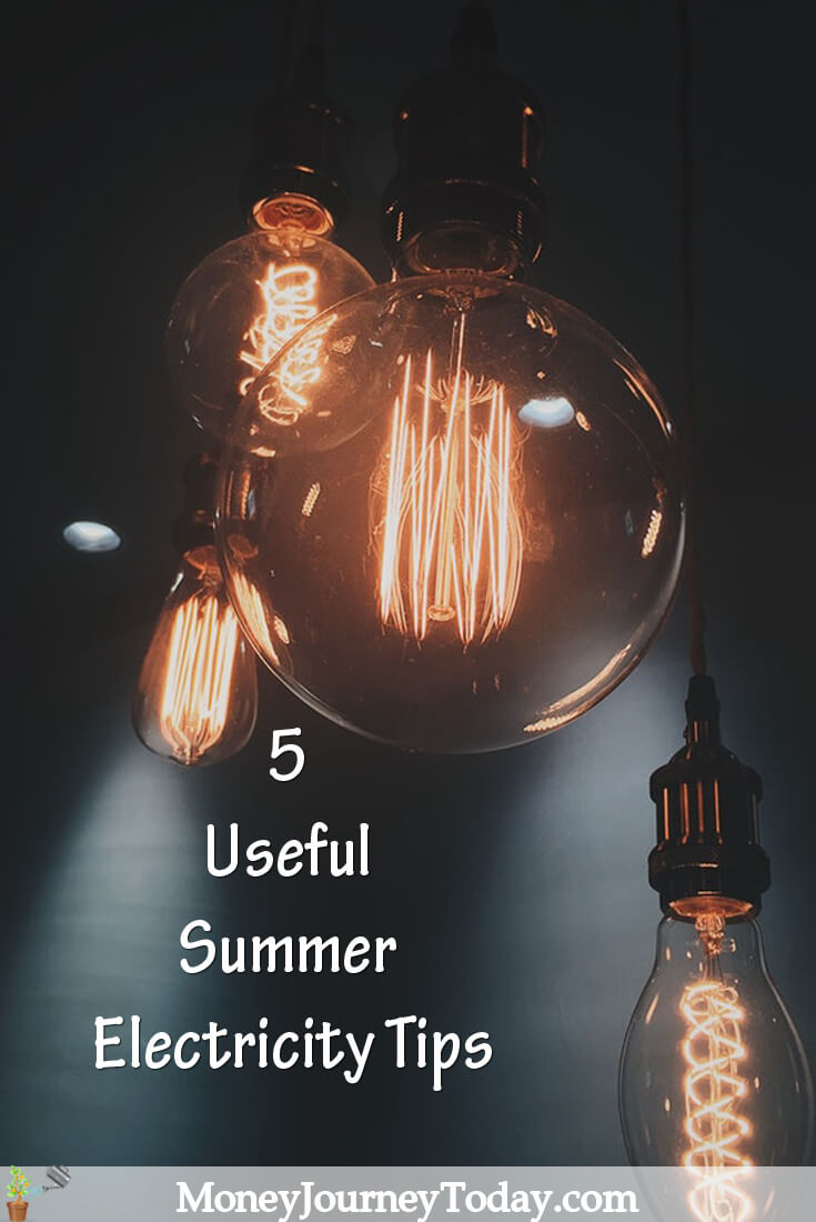 5 Useful Summer Electricity Tips