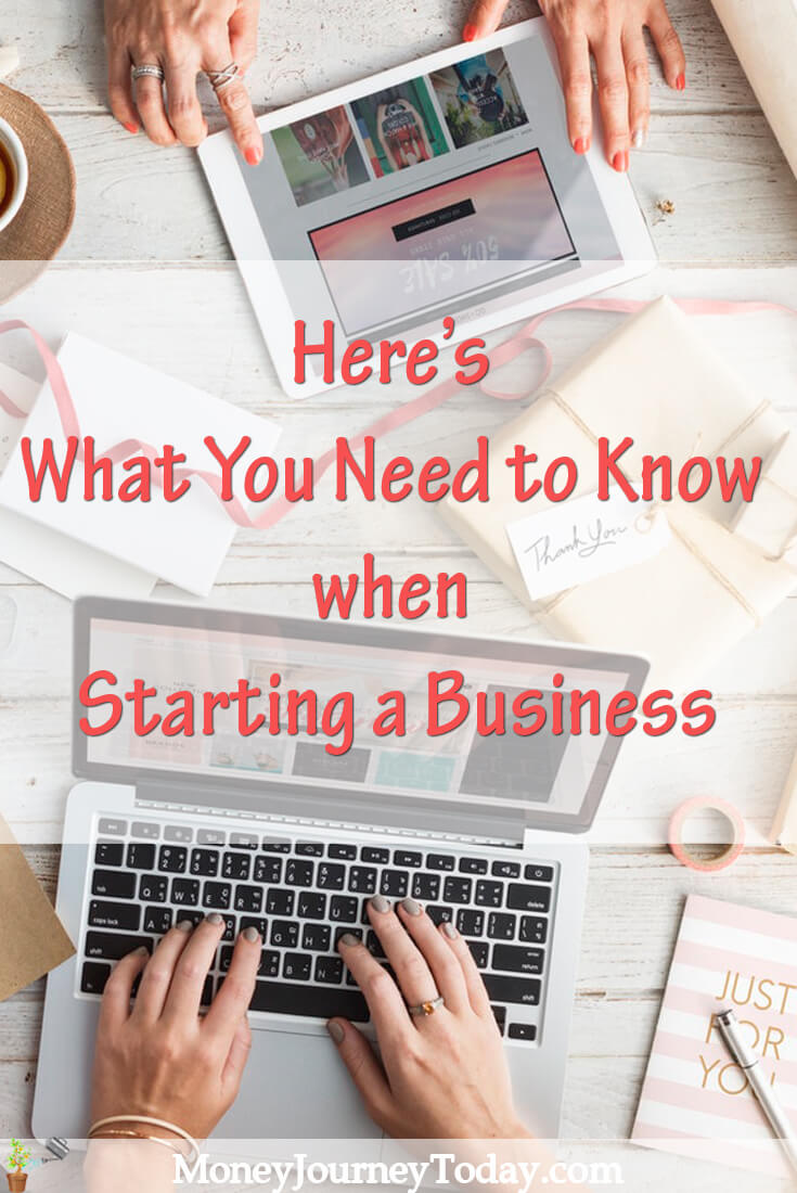 Things You Need to Know when Starting a Business