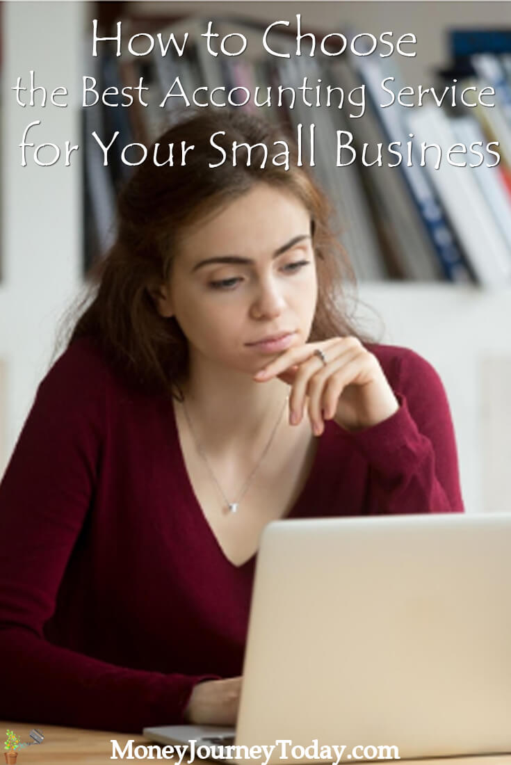 How to Choose the Best Accounting Service for Your Small Business