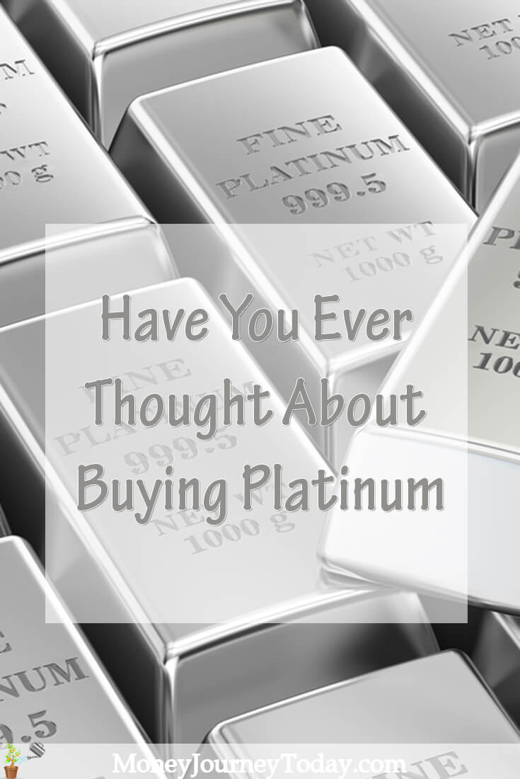 Investing in Platinum