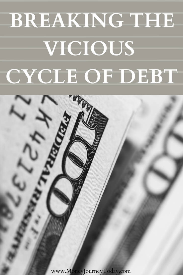 Breaking the vicious cycle of debt