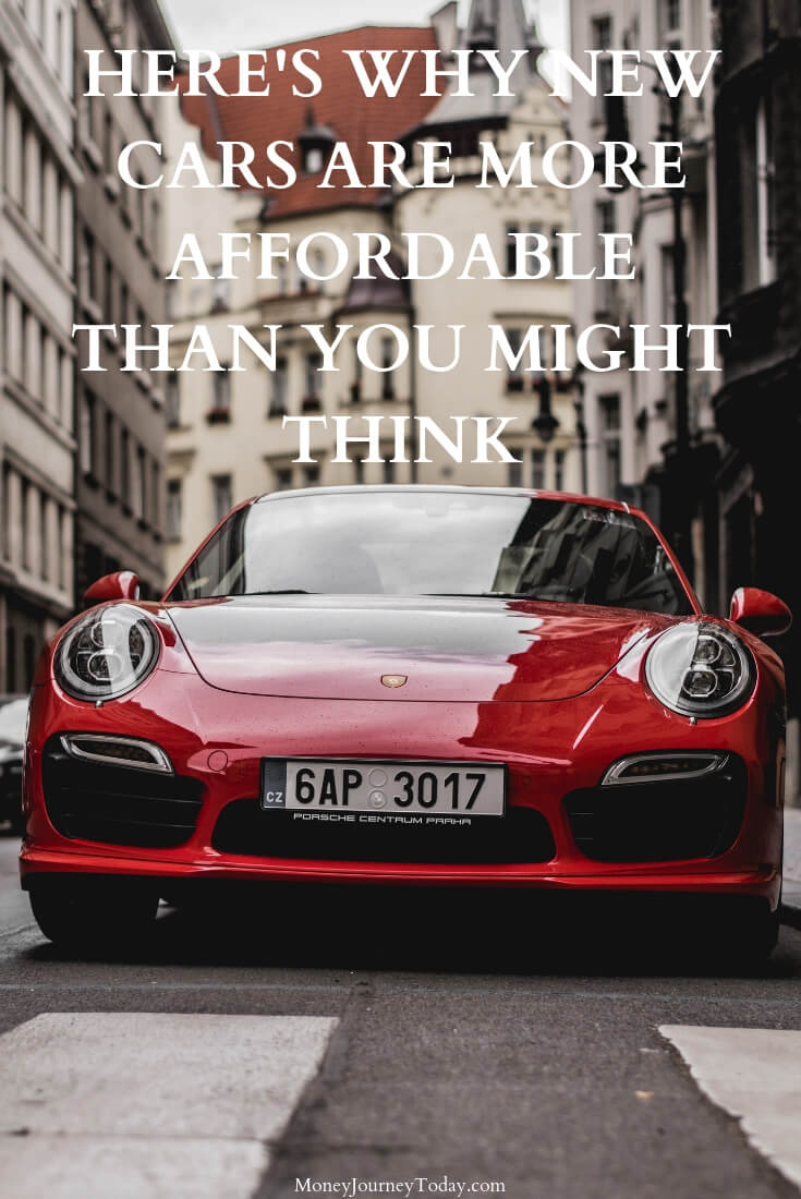 Why New Cars Are More Affordable Than You Might Think
