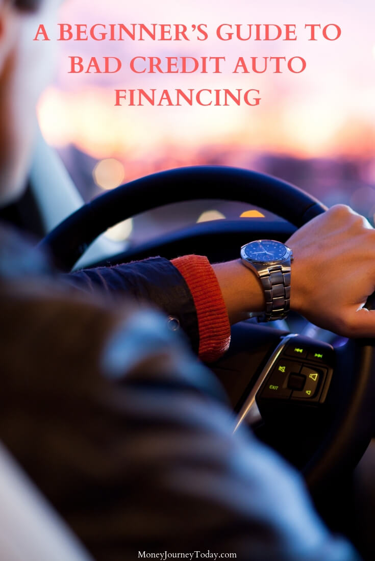 A Beginner's Guide to Bad Credit Auto Financing