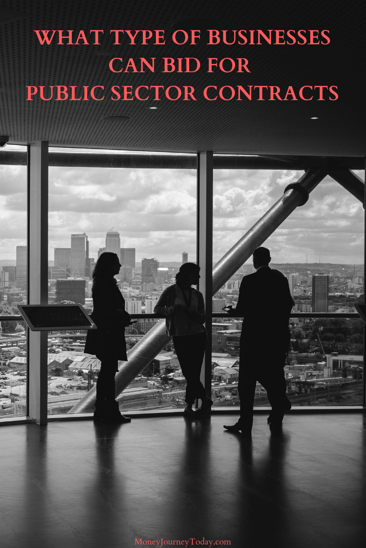 What Type of Businesses Can Bid for Public Sector Contracts in the UK