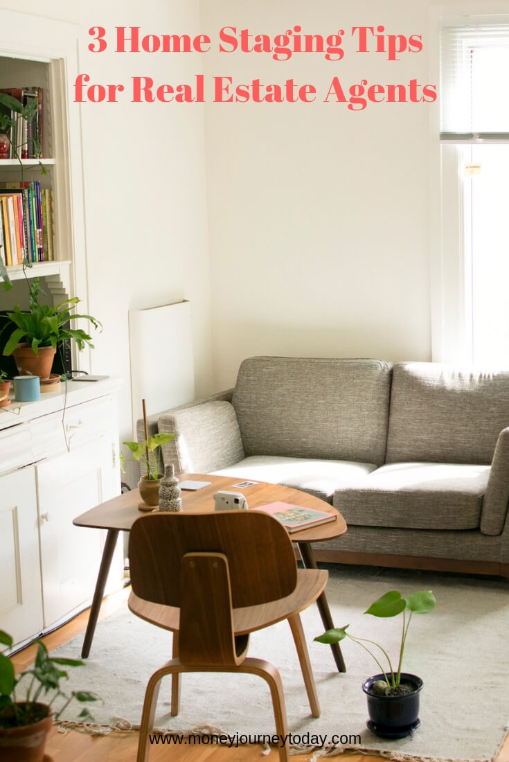 3 Home Staging Tips for Real Estate Agents