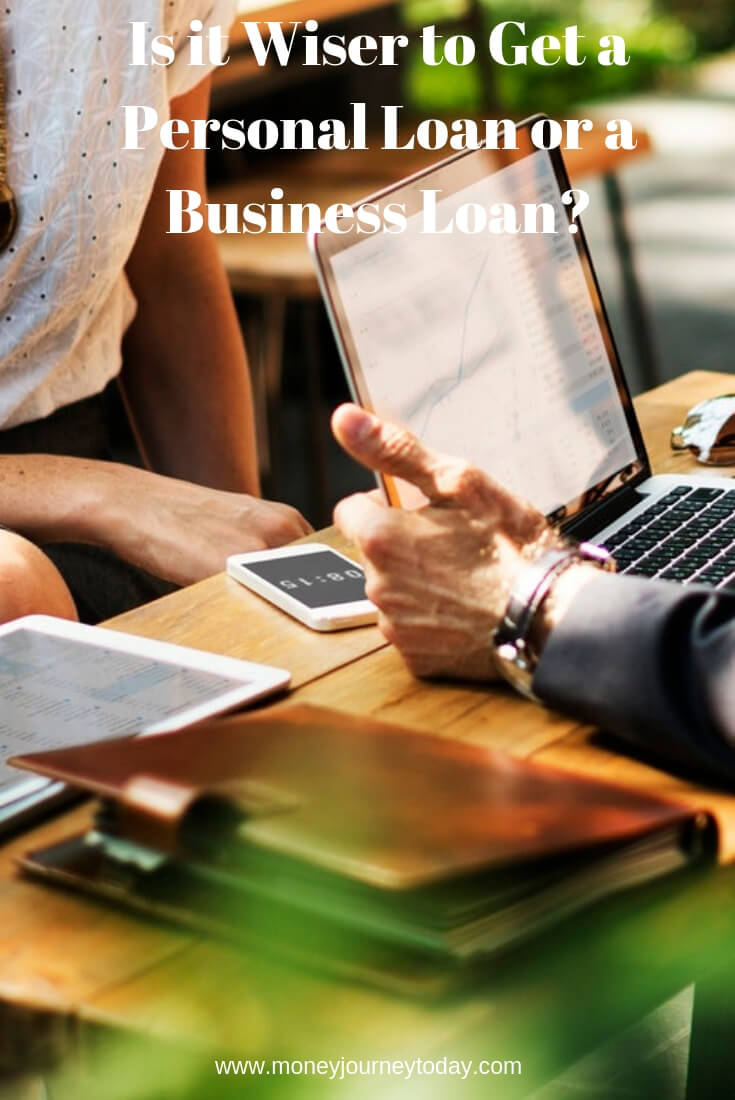 Is it Wiser to Get a Personal Loan or a Business Loan