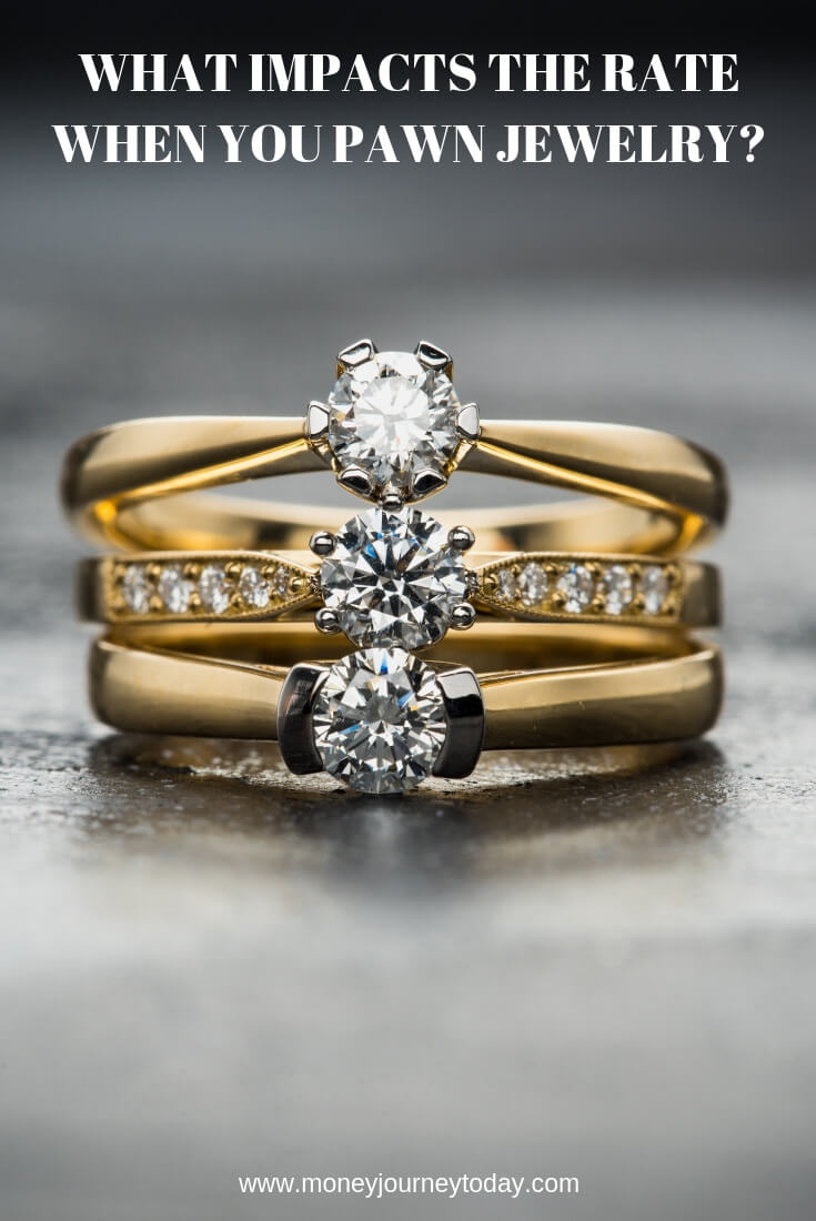 What Impacts The Rate When You Pawn Jewelry