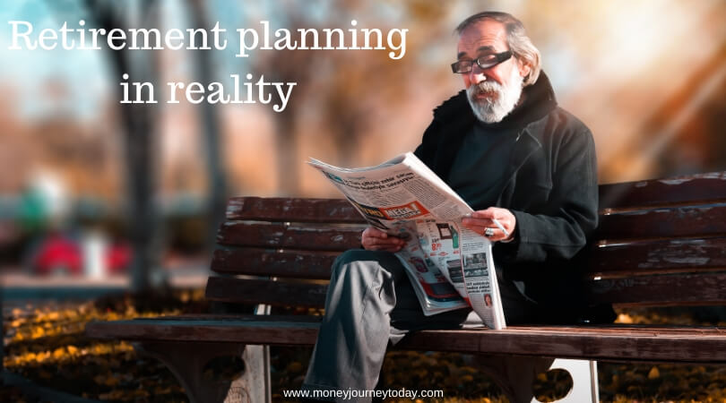 Retirement planning in reality